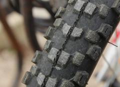 Bike Tire (anastasiastrong) Tags: texture bike tire tyre biketyre biketire