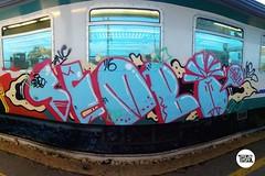 New post on blog (link in bio) #stolenstuff #graffitiblog #check4stolen #flickr4stolen #sembo #diretto #graffititrain #instagraff #graffiti #benching (stolenstuff) Tags: instagram stolenstuff graffiti graffititrain benching
