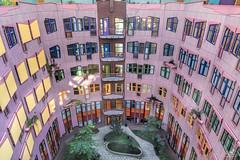 Isala Zwolle (Bram de Jong) Tags: architecture isala zwolle hospetal colour building nikon ziekenhuis window ngc