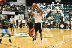 2016 Basketball Madness, 10/20, Chris Crews, DSC_8995 (Niner Times) Tags: 49ers basketball cusa charlotte d1 mens ncaa unc uncc womens ninermedia