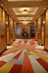 DSC_5207 (Vintage Alexandra) Tags: queen mary 2 cunard ocean liner transatlantic crossing cruise november photogrpahy sea maritime travel