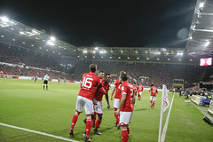 _C5A5102_1 (1fsvmainz05) Tags: 1fussballbundesliga opelarena profis mainz05 bayernmünchen saison201617 jubel tor torjubel