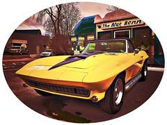 1966 Chevrolet Corvette Stingray 339/366 (gowanuscanal) Tags: hipstamatic mller og redeyegel
