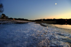 Clear as glass. (Papa Razzi1) Tags: 8343 2016 341365 clearasglass december winter havsbad grisslinge beach ice frozen sea sand awesome special