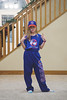 Cubs Fan Liv (lupe1515) Tags: chicago cubs olivia hat pants shirt fan birthday newsletter