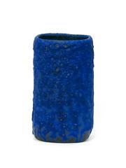 Hoy Fat Lava (altfelix11) Tags: pottery artpottery ceramics artceramics westgermanpottery westgermanceramics wgp fatlava hoy blue brutalist vase collectible collectable