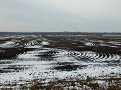 crop-circles (Horosho.Gromko.) Tags: snow field cropcircles russia november