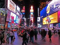 New York Holiday #22 (Ted Tamada) Tags: newyorkcity timessquare tamada tedtamada tedsphotography tedtamadaphotography tamadaphotography streetphotography streetwork casioexilim pointandshootcasioexilim