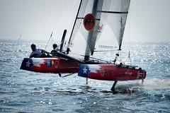 TFW 2016 - Newport sailing action