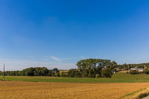 Belgique - Autour de Tihange