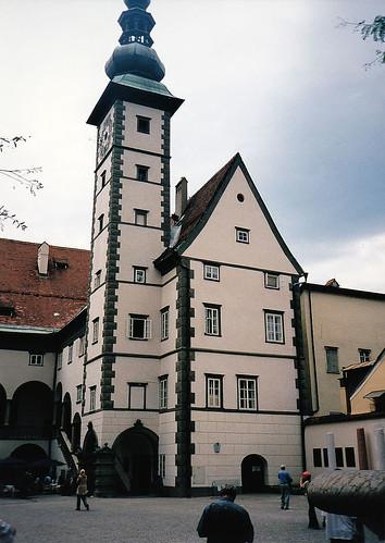 Klagenfurt, Tartományi székház