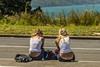 Nice tan lines (tatlmt) Tags: newzealand wellington mtvictoriaviewpoint ass buttcrack