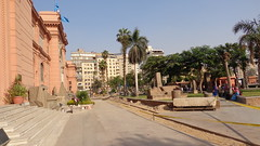 Egyptian Museum (Rckr88) Tags: egyptian museum egyptianmuseum cairo egypt africa travel buildings building architecture ancient ancientegypt cities city