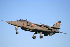 Jaguar (calzer) Tags: aircraft jet bomber fighter bae gr3 jaguar jag raf lossie