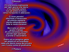 Tramonto (Poetyca) Tags: featured image sfumature poetiche poesia