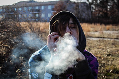 Jason // Dec. 23, 2016 (Taylor Michele) Tags: bape amateur smoke smoking malemodel guy guys guyswhosmoke taylormichele taylormichelefrancis grunge lofi low dark nature spooky scary christmas bathingape clothing babeclothing landscape lightroom light lightleak marlboro newport newports rhodeisland pawtucket building19 city citygrunge street streetfashion