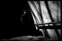 into the crowded dark (Albion Harrison-Naish) Tags: sydney newsouthwales australia streetphotography sydneystreetphotography albionharrisonnaish iphoneography mobilephotography iphone iphonese hipstamatic hipstamaticoggl blackeyssupergrainfilm akiralens lowylens jollyrainbow2xflash unedited sooc straightoutofcamera