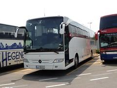 DSCN6387 Rancas mednarodni prevozi potnikov d.o.o., Ljubljana LJ 450-KV (Skillsbus) Tags: buses coaches italy slovenia mercedes tourismo rancas
