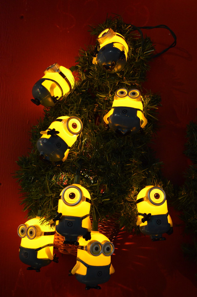 a minion christmas niagara on the lake 28 december 2016