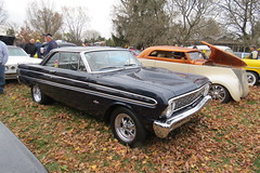 Broomall Frostbite Run 2016 (Speeder1) Tags: broomall pa classic car show cruise street hot rod machine vintage ford chevy cadillac coupe roadster mustang chevelle ss camaro pontiac willys mercury fairlane amc amx javelin bel air comet corvette edsel nova gto studebaker truck