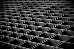 Checkered Passed (Darren LoPrinzi) Tags: 5d canon5d philadelphia philly urban canon city miii building architecture architectural architecturalabstract geometry light shadows bw blackwhite mono highrise skyscraper