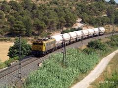 279 Canal 07-06 (Josep M Farr) Tags: 279 japonesa cloruro vinilo selgua tarragona borges vinaixa renfe mercante mercancias cisternas