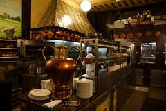 Kitchen... (Jurek.P) Tags: brussels bruksela belgium belgia restaurant kitchen interior vincent jurekp sonya77 europe capitalcity city