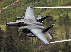 Treetops (Dafydd RJ Phillips) Tags: ln311 lakenheath afb usaf usa loop mach level low military aviation jet fighter