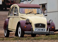 F318 WEX (Nivek.Old.Gold) Tags: 1988 citroen 2cv6 special dolly 602cc