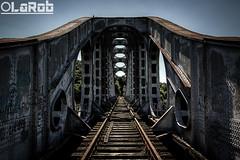 ./\. (LaR0b) Tags: ue urban urbex exploration exploring decay abandoned lar0b lost hdr highdynamicrange bridge rusty rust