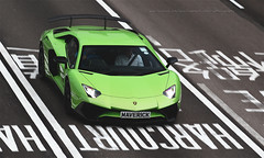 "Lamborghini, Aventador LP750-4 ""SuperVeloce"", Central, Hong Kong (Daryl Chapman Photography) Tags: maverick maver1ck lamborghini aventador italian pan panning central 1d mkiv green sv superveloce lp7504 car cars auto autos automobile canon eos is ii 70200l f28 road engine power nice wheels rims hongkong china sar drive drivers driving fast grip photoshop cs6 windows darylchapman automotive photography hk hkg bhp horsepower brakes gas fuel petrol topgear headlights worldcars daryl chapman darylchapmanphotography"