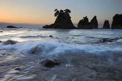 The Sound Of Memories (memories of time) Tags: japan izu minamiizu ose wave rock sea    shizuoka