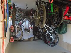um/auf den Gaisberg (twinni) Tags: mw1504 08122016 bike biketour winter salzburg austria österreich gaisberg flachgau garage haus cannondale fiftyfifty superv 700 super beachcruiser canyon roadlite spectral