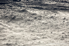 pars pro toto - winter (ignacy50.pl) Tags: wind cold snow winter closeup blackandwhite ignacy50 mountains alps austria kaprun sun ice glacier details fragment