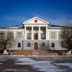 Dolinka KarLag museum