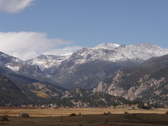 Rocky Mountain scenery
