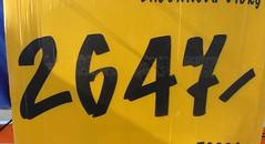 2647 (Navi-Gator) Tags: number odd 2647