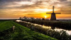 """Classic dutch mill • <a style=""""font-size:0.8em;"""" href=""""http://www.flickr.com/photos/125767964@N08/15080546283/"""" target=""""_blank"""">View on Flickr</a>"""