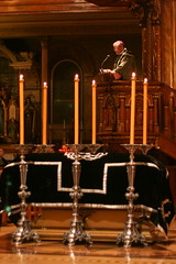 All Soul's Requiem at Cantius (Canons Regular) Tags: church dead candles prayer latin mass bishop perry allsouls cantius requiemmass