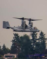 MV-22 of VMM-165 White Knights in Full Hover (AvgeekJoe) Tags: seattle usmc plane airplane aircraft aviation v22 tiltrotor seattlewa mv22 seattlewashington usmarinecorps whiteknights mv22osprey v22osprey fz70 aircraftbeacon bellboeingv22osprey dmcfz70 vmm165 marinemediumtiltrotorsquadron165 panasoniclumixdmcfz70 panasoniclumixfz70 seafair2014 marineweekseattle2014 vmm165whiteknights