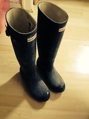 Gummistiefel_Freundin (1) (yvonne_2.0) Tags: welly wellies galoshes rubberboots bunt gummistiefel rainboots wellworn
