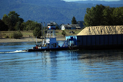 Bernert Barge Lines Mary B (Chuck Stephens) Tags: columbiariver tugboat tug tugs tugboats maryb vancouverwashington frenchmansbar ef100300mmf56l canoneos6d bernertbargelines theothervancouver 367315830 wdd9748 columbiarivertugs