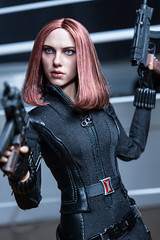 DSC_2122 (Quantum Stalker) Tags: winter black hot scale america movie soldier toys photo dynamic jill mark 5 alice evil 7 tony madness elements captain figure batman 16 12 stark widow natasha catwoman biohazard vii avengers romanov afterlife realistic resident d600 dx12 battsuit