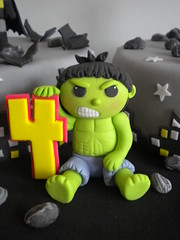 Hulk (Pastelera Bakery Shop) Tags: palmademallorca pasteles islasbaleares pastelesdecorados pastelesdecoradospalmademallorca