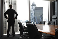 Boardroom (findcollections) Tags: city man building london cup window businessman standing work table corporate office waiting solitude alone looking view adult chairs room meeting business seats conference worker boardroom saucer individual premises