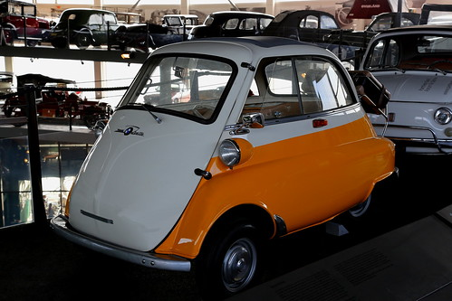 BMW Isetta 300 - Pantheon Basel