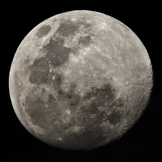 Waxing Gibbous Part II