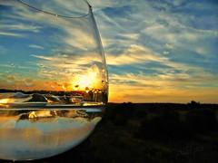 Gin Gin (pibepa) Tags: sunset cloud glass fotosencadenadas clouds atardecer cielo nubes cielos gin cristal ocaso nube vaso pedraza nwn nubole nuboli goldenart pibepa lumix2014