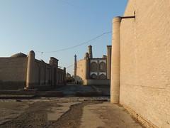 DSCN5514 (bentchristensen14) Tags: uzbekistan khiva ichonqala