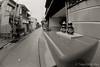 いつものポスト / The Usual Post (Takeshi Nishio) Tags: uv nikonfm3a 白黒 fujiacros100 ei100 フィルム 16mmfisheye ネガ いつものポスト spd1120deg65min filmno800